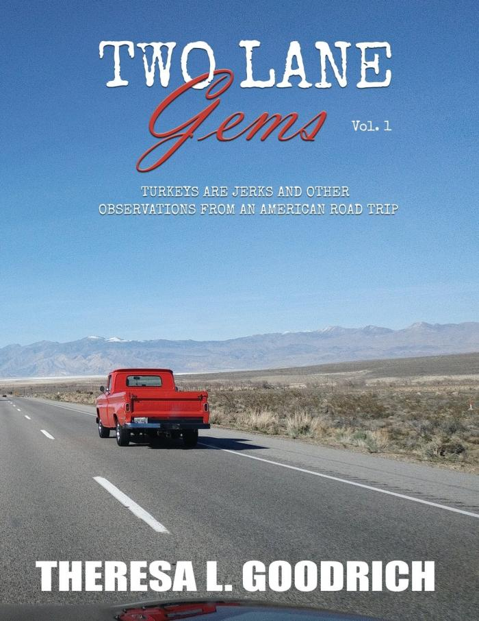 Two Lane Gems, Vol. 1: Front Cover